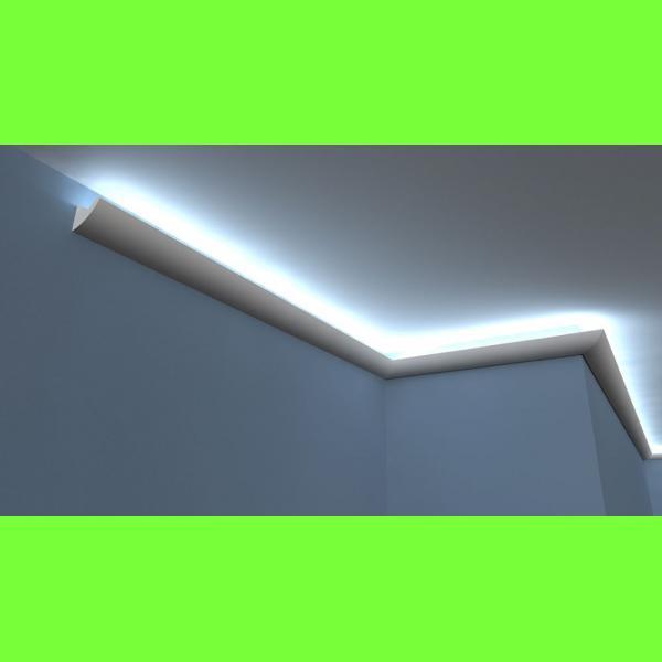 Listwa oświetleniowa LED LO1A Wysokość 6 cm