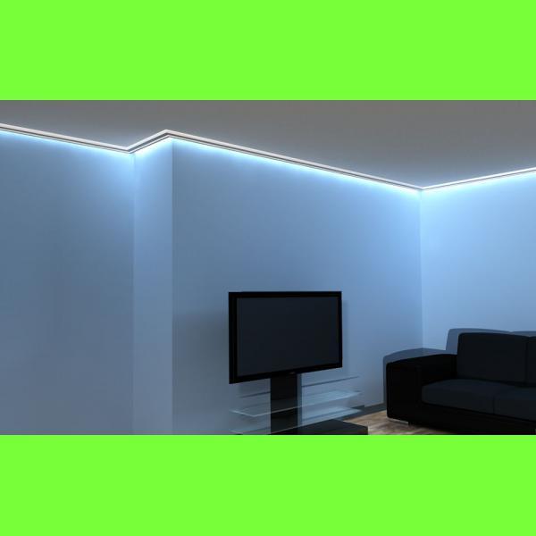 Listwa oświetleniowa LO17 Wysokość 4,5 cm
