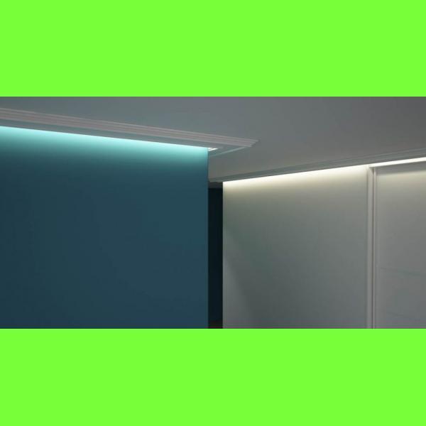 Listwa oświetleniowa LO14 Wysokość 4,4 cm
