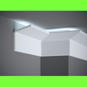 Listwa oświetleniowa LED QL012 Paper Wysokość 13,9 cm
