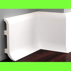 Listwa podłogowa poliuretanowa LPC-40 Wysokość 10 cm