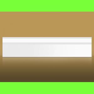 Listwa przypodłogowa SX105 Wysokość 10,8 cm