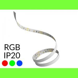 TAŚMA LED 300 RGB IP 20 SMD 5050 12V   cm