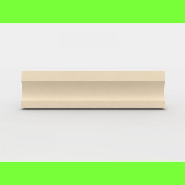 Listwa wokółokienna - LE-6 Wysokość 14 cm