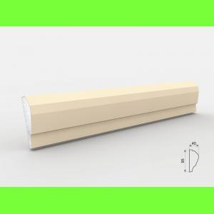Listwa wokółokienna - LE- 11 Wysokość 9,5 cm