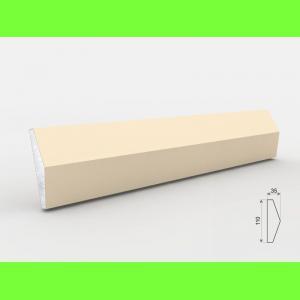 Listwa wokółokienna - LE-12 Wysokość 11 cm