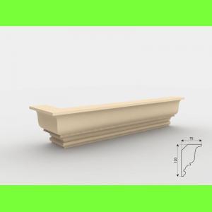 Faseta pod podbitkę FE - 9 Wysokość 12 cm