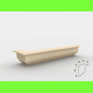 Faseta pod podbitkę FE - 10 Wysokość 9,5 cm