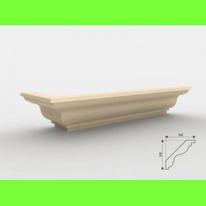 Faseta pod podbitkę LP - 4 Wysokość 10 cm