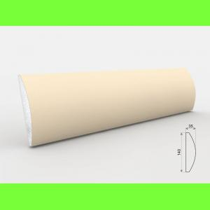 Listwa wokółokienna - LE-7 Wysokość 14 cm