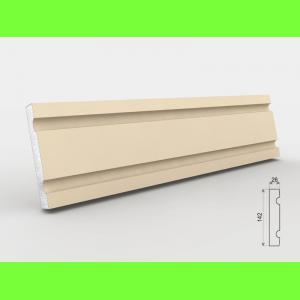Listwa wokółokienna - LE-9 Wysokość 14,2 cm