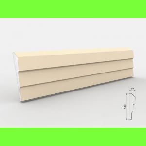 Listwa wokółokienna - LE- 10 Wysokość 14 cm