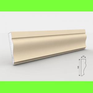 Listwa wokółokienna - LE - 20 Wysokość 14 cm