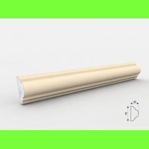 Listwa wokółokienna - LE-22 Wysokość 7,5 cm