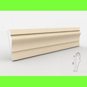 Listwa wokółokienna - LE - 27 Wysokość 14 cm