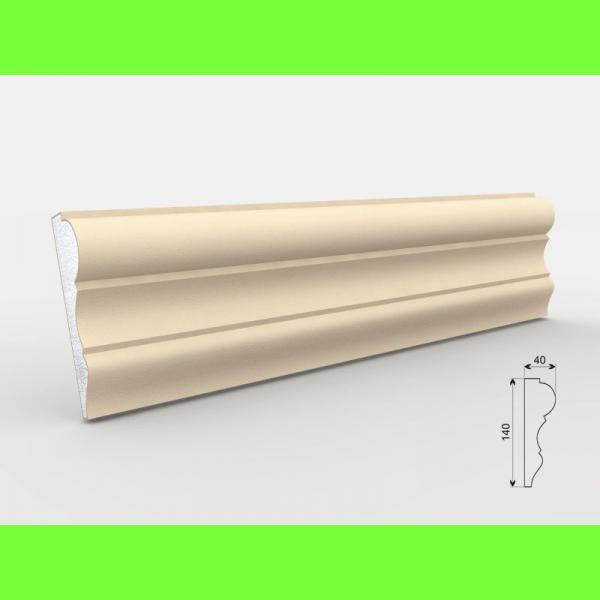Listwa wokółokienna - LE - 31 Wysokość 14 cm