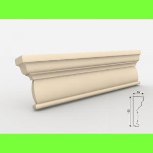Gzyms podparapetowy GE - 10 A Wysokość 16 cm