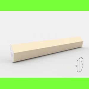 Listwa wokółokienna - LE- 12 A Wysokość 8 cm