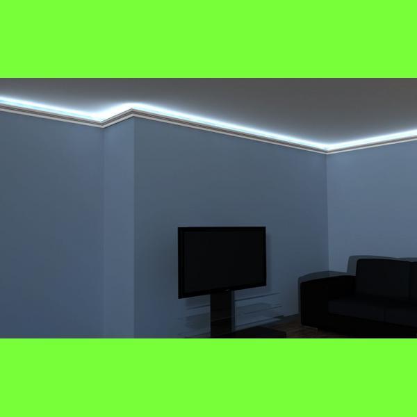 Listwa oświetleniowa LO18A Wysokość 8 cm