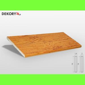Deska Drewnopodobna Sosna Szerokość: 14 cm