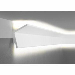 Listwa oświetleniowa dwustronna LED QL013 Paper Wysokość 15 cm