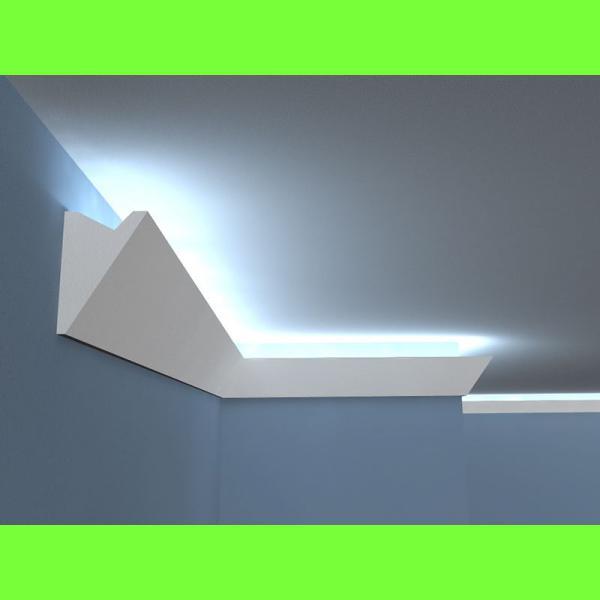 Listwa oświetleniowa LEDowa LO2B Wysokość 10 cm
