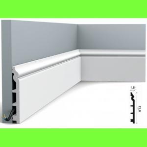 Listwa przypodłogowa SX118 Wysokość 13,8 cm