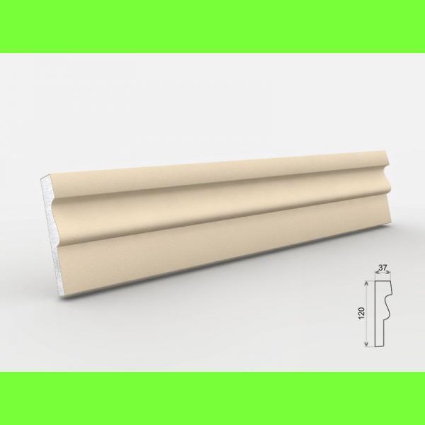 Listwa wokółokienna - LE - 2 Wysokość 12 cm