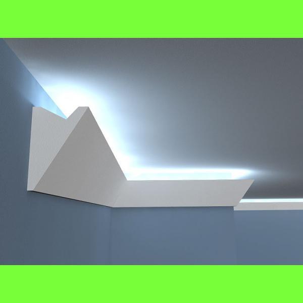 Listwa oświetleniowa LO2 Wysokość 16,5 cm