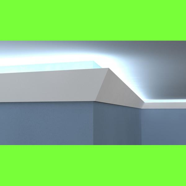 Listwa oświetleniowa LO2A Wysokość 13 cm