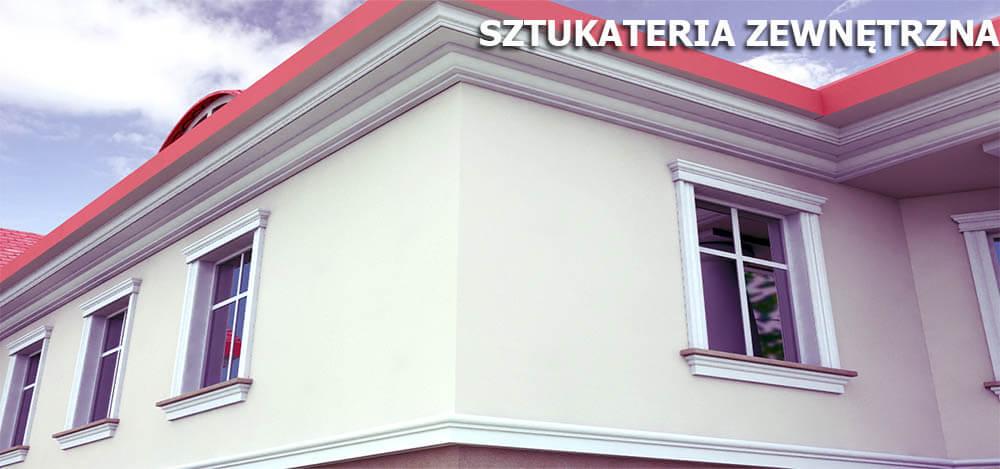 Bonia elewacyjna - BE - 2 Szerokość: 40 cm